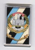 NORTHAMPTONSHIRE REGIMENT FRIDGE MAGNET